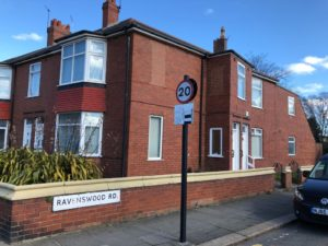 3 Ravenswood Road, Heaton